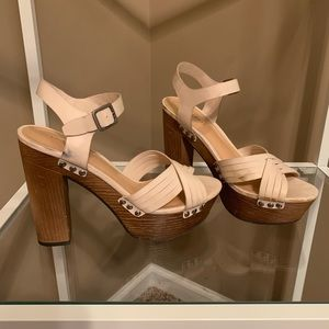 Strappy Summer Heel